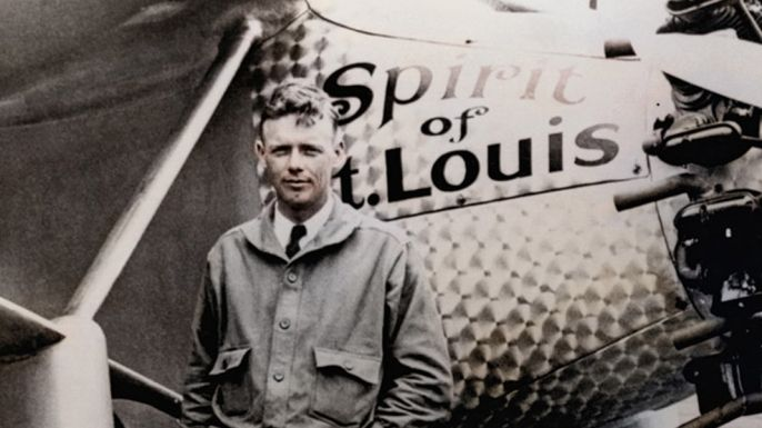 "Learn 10 surprising facts about the heroic and controversial life of the aviator known as ""The Lone Eagle."""