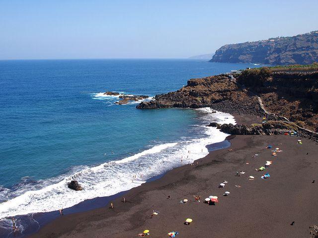 El Bollullo Beach, Tenerife, Canary Islands | Travelling Shopaholic