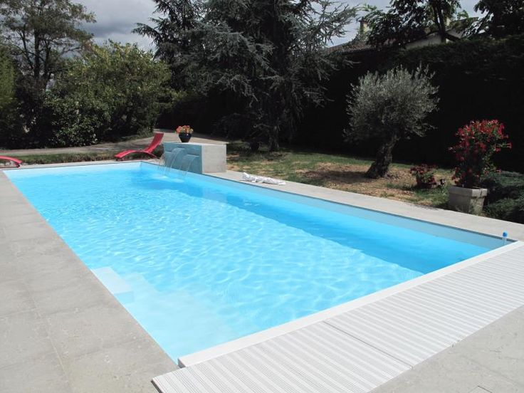 55 best images about piscine irrijardin swimming pool on pinterest - Piscine saint priest ...