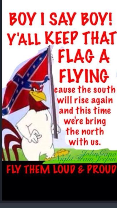 southern civil war flag