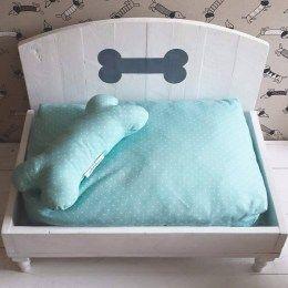 M s de 25 ideas incre bles sobre cama para mascotas en - Como hacer una cama para perro ...
