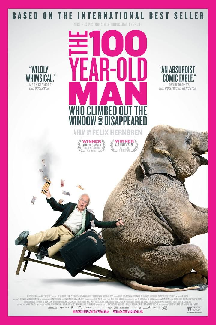 the 100 year old man movie - Google Search