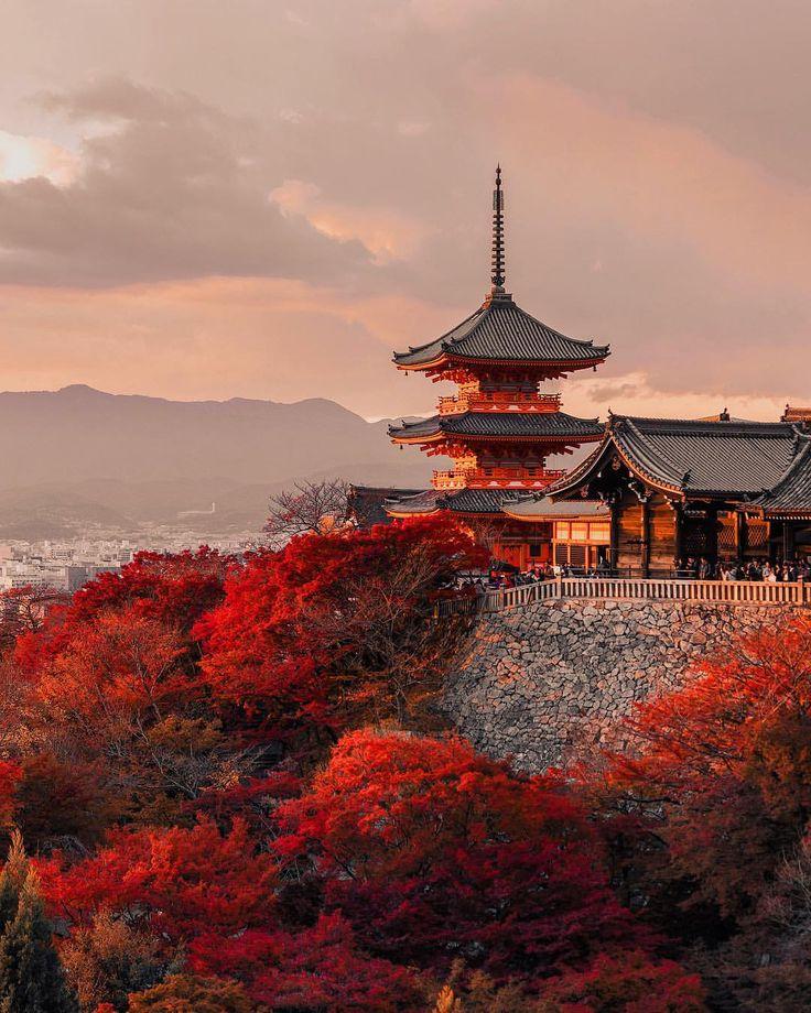 город киото в японии фото стала мне