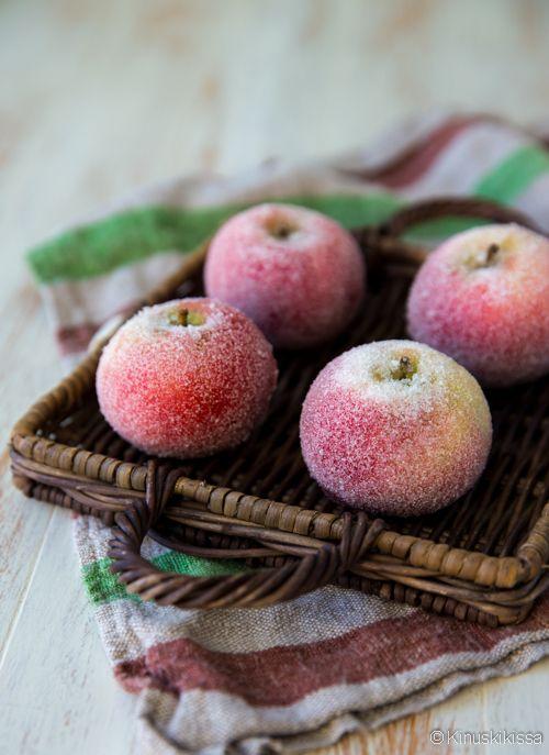 Sugared apples (Finnish)