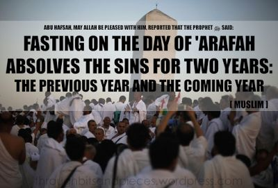 The Day of Arafah and its Merits   Praise be to Allah alone who guides His servants to worship Him and blesses them with special seasons days and nights as opportunities to draw closer to Him and His Pleasure. The 9th Day of Dul-Hijjah is one such day and it is known as the Day of Arafat. It is the day when millions of pilgrims gather at the plain of Arafat as an obligatory ritual of Haj. Almost anyone who has performed Haj agrees that the standing on Arafat is the greatest part of Haj as it…
