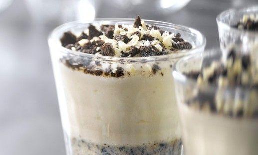 Mousse de Cookies & Cream