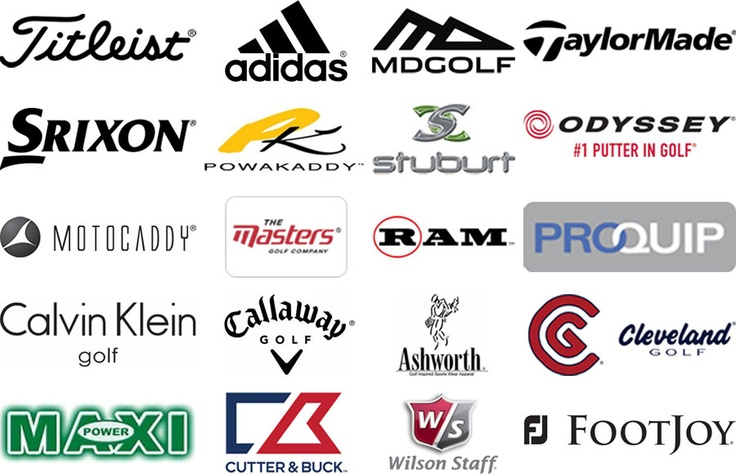 Which of these golf brands do you feel best connect with