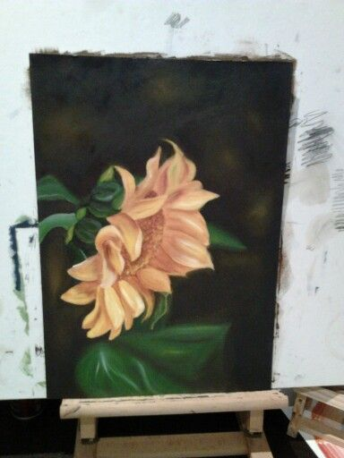 My Sunflower 2015