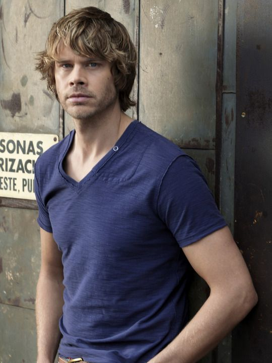 Eric Christian Olsen as Detective Liaison Marty Deeks - NCIS: Los Angeles