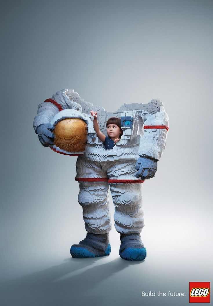 Playful LEGO Constructions Bring Childlike Imagination to Life Perfect for kids …