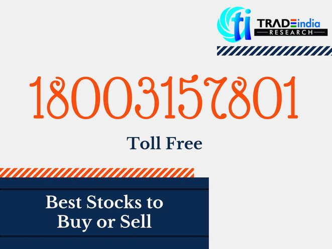 Free Intraday Tips, Stocks in News https://www.tradeindiaresearch.com/freetrial.php