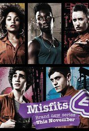 Misfits 4 Stagione Streaming. A group of young offenders doing community service get struck by lightning during a storm, and begin to develop superpowers.