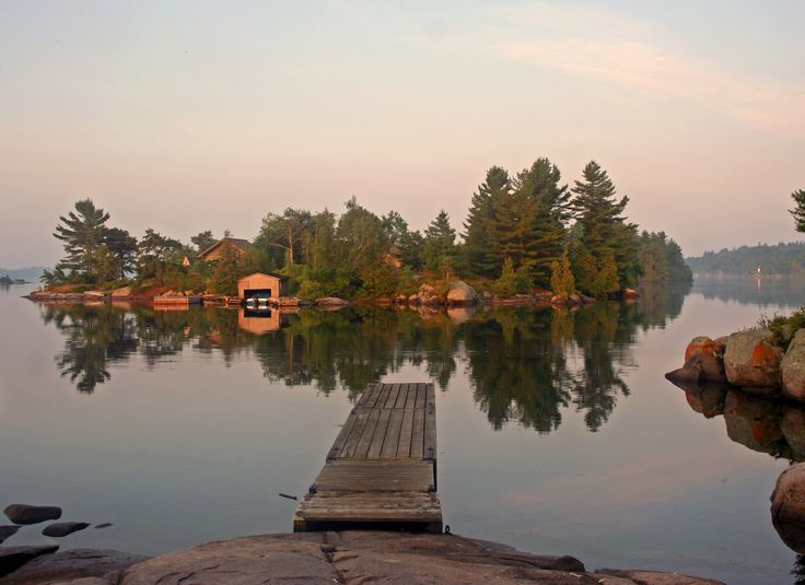 Kidd Island, Brockville Ontario