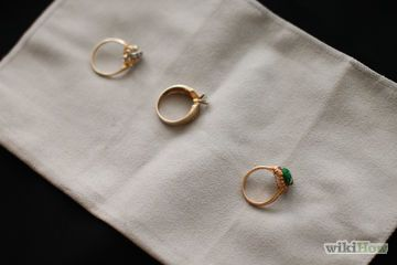 5 Ways to Clean Gold Jewelry - wikiHow