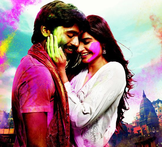 Find out list of top 10 Dhanush movies of all time including Dhanush & Sonam Kapoor upcoming new movies Raanjhanaa (2013) photos and latest news...............