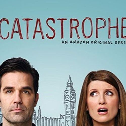 A chat with Rob Delaney & Sharon Horgan of the show Catastrophe! by BigCheeShow