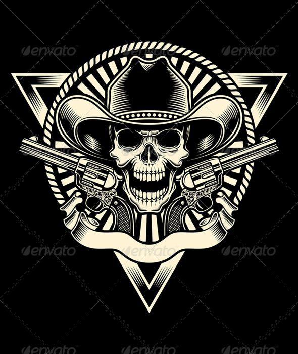 Outlaw Skull Wallpaper outlaw cowboy skull cowboy skull art cowboy ... Outlaw Cowboy Skull