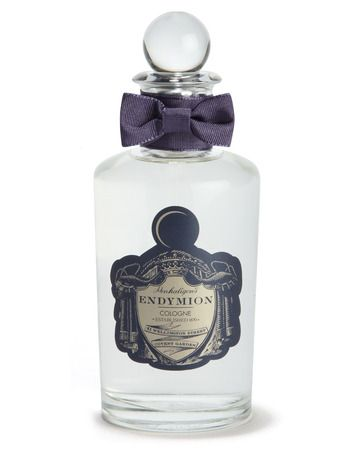 """Endymion Cologne.  a very fine scent for a gentleman. """"I *really* like it"""" ;)"""