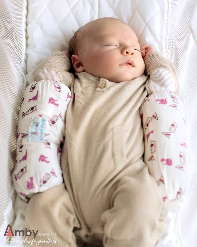 Amby Snuggler - Sleep Positioner