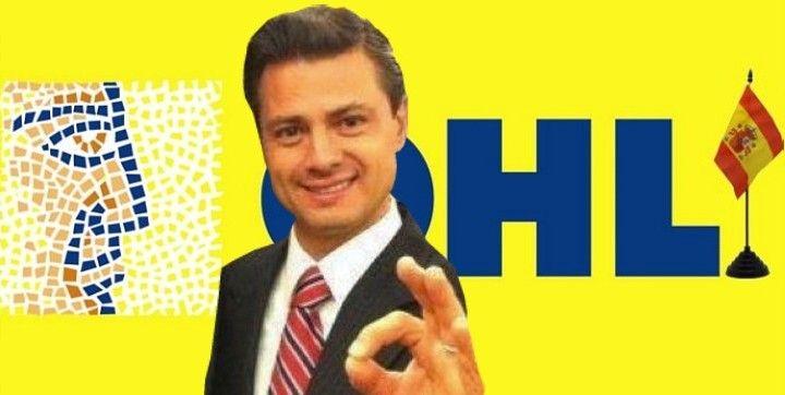 En 2009, Peña Nieto despojó a familia de su predio para beneficiar a la constructora española OHL