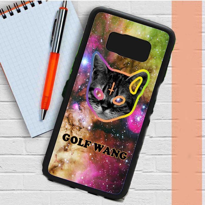 Ofwgkta Odd Future Wolf Gang Cat Samsung Galaxy S8 Plus Case Dewantary