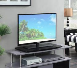 "Convenience Concepts 32"" XL Swivel TV Stand for $19  pickup at Walmart #LavaHot http://www.lavahotdeals.com/us/cheap/convenience-concepts-32-xl-swivel-tv-stand-19/187020?utm_source=pinterest&utm_medium=rss&utm_campaign=at_lavahotdealsus"