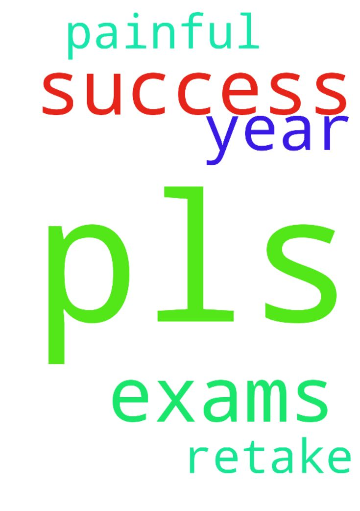 pls pray for my success in my exams this year, it's - pls pray for my success in my exams this year, its painful having to retake them Posted at: https://prayerrequest.com/t/sGj #pray #prayer #request #prayerrequest