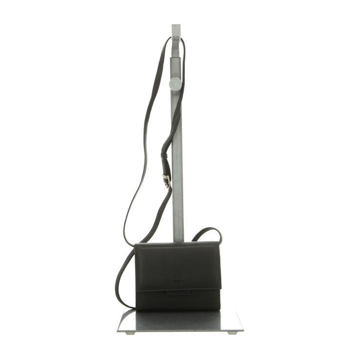 NEU: Voi Leather Design Handtaschen Geldbörsen Taschem.Gürtelschl. - 10138 SZ - schwarz -