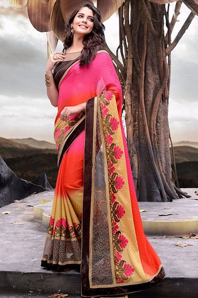 Specifications : Fabric Details Material Satin Butti Length 6.3 Mtr Blouse Satin(Unstitched) General Details Work Designer Type Saree Occasion Casual Wear/Par