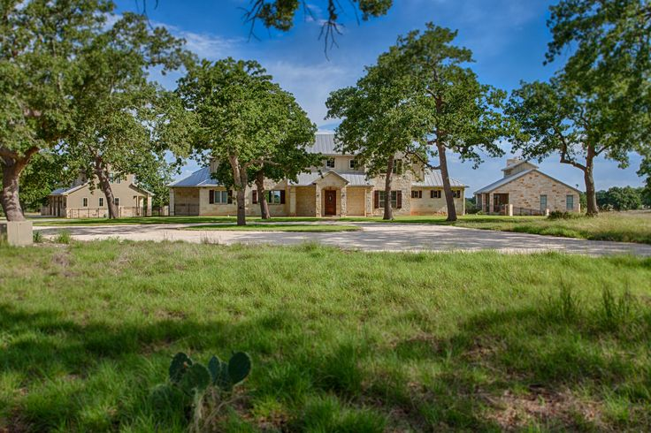 #farmandranchfriday • Private Hill Country Retreat in Boerne • Listed by John Briggs & Kevin Manner • http://goo.gl/GMyBhF