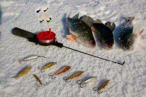 Рыбалка видео: Цвет приманки для ловли со льда