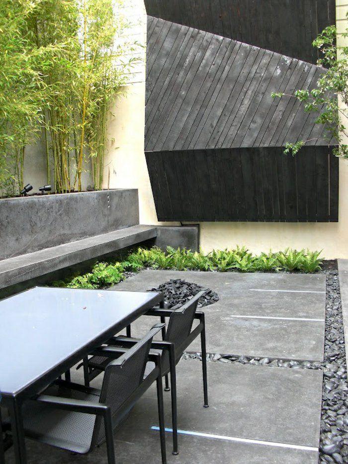les 25 meilleures id es de la cat gorie dalles beton sur pinterest nettoyant pour le b ton. Black Bedroom Furniture Sets. Home Design Ideas
