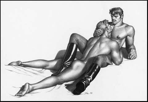 """""""Love"""" by Tom of Finland 