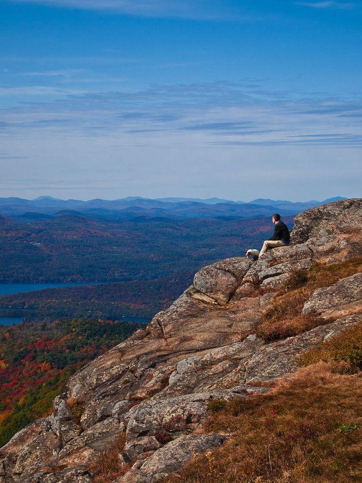 Sleeping Beauty Mountain (Lake Camping Trips