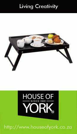 Breakfast Tray  #HouseofYork