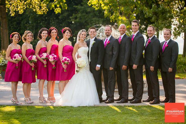 bridal party, Wedding Day, Wedding Photo Shoot, Bride and Groom, Niagara Wedding Photography
