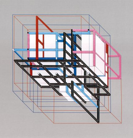 Peter Eisenman / House XI / 1972-1975