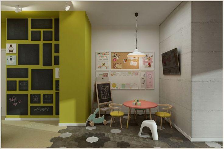 Детское кафе дизайн - 8