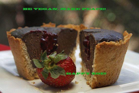 Vegan Delicious Creamy Blackberry chocolate  Baby by VEGANLOTUS, $25.00