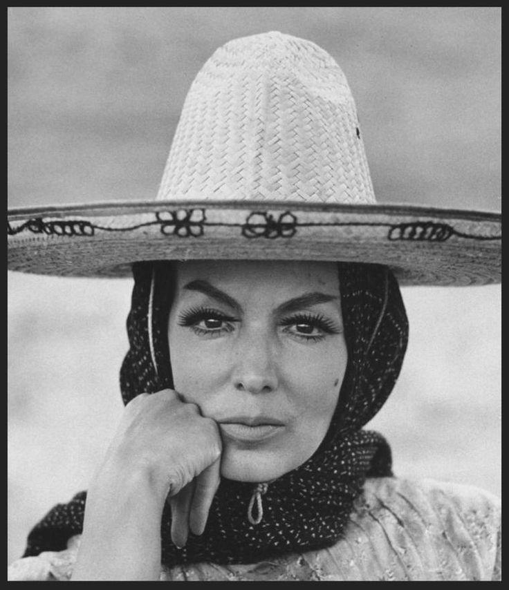 Mexican actress Maria Felix (1914-2002)