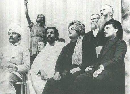 Swami Vivekananda at the Parliament of Religions