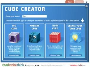 Mystery Cube Organizer
