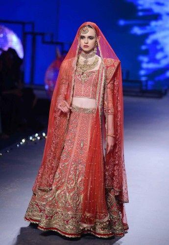 Tarun Tahliani - BMW India Bridal Fashion Week 2015