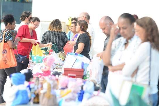 COMO TER UM MUNDO MELHOR: Grátis: 'Feira no Pátio' traz alimentos orgânicos, no Shopping Pátio Alcântara, em São Gonçalo (13/09)