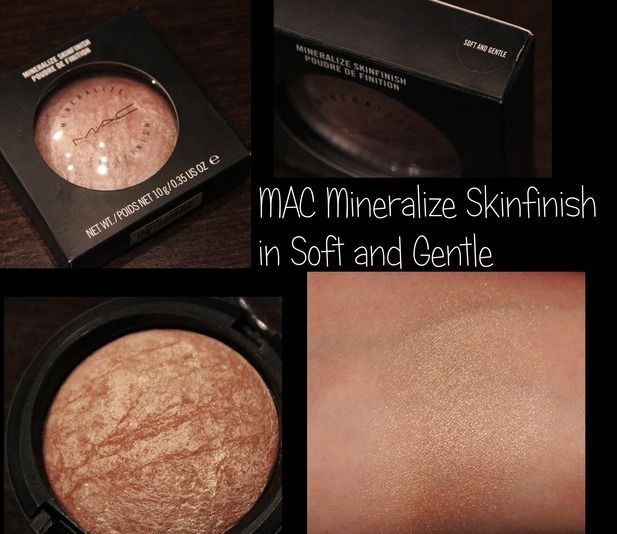 MAC Mineralize Skinfinish in Soft and Gentle @Luuux