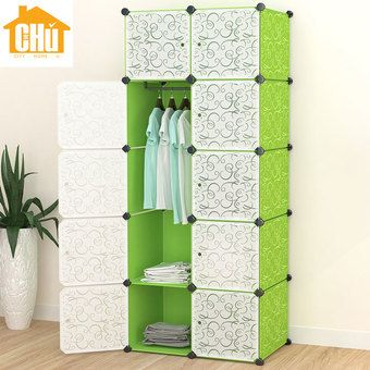Buy Modular cubic cube clothes bedroom storage system 10 door wardrobe (lime green) online at Lazada. Discount prices and promotional sale on all. Free Shipping.