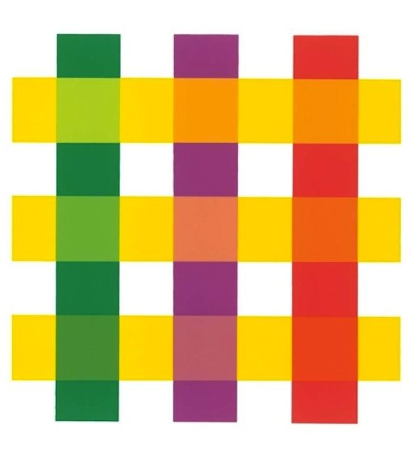 34 best josef albers images on pinterest josef albers for Josef albers color theory