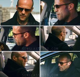 954eeabe732 Jason Statham wearing ic! berlin kjell sunglasses in The Mechanic ...