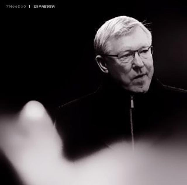 Sir Alex Ferguson #Respect