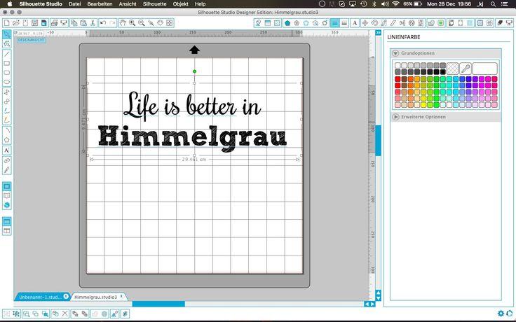 T wie Texte erstellen & bearbeiten 1.0  - oder wie verändere ich Schriftart, Ausrichtung & Größe meiner Texte?